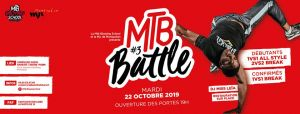 Stage Bboy THIAS & MTB Battle 2019