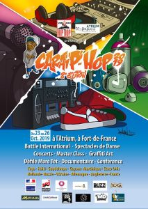 Caraïp'-Hop Battle Junior 2019