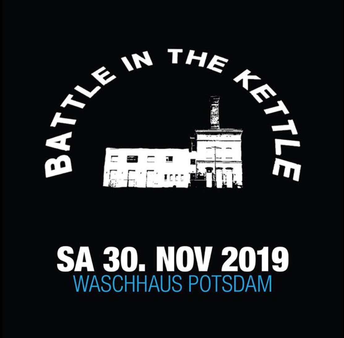 Battle In The Kettle poster